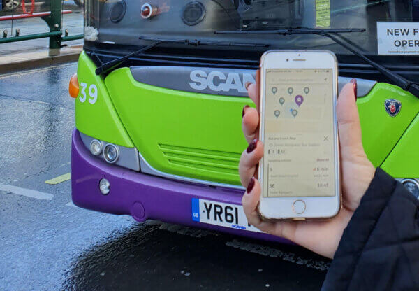 Increase ridership with smart ticketing